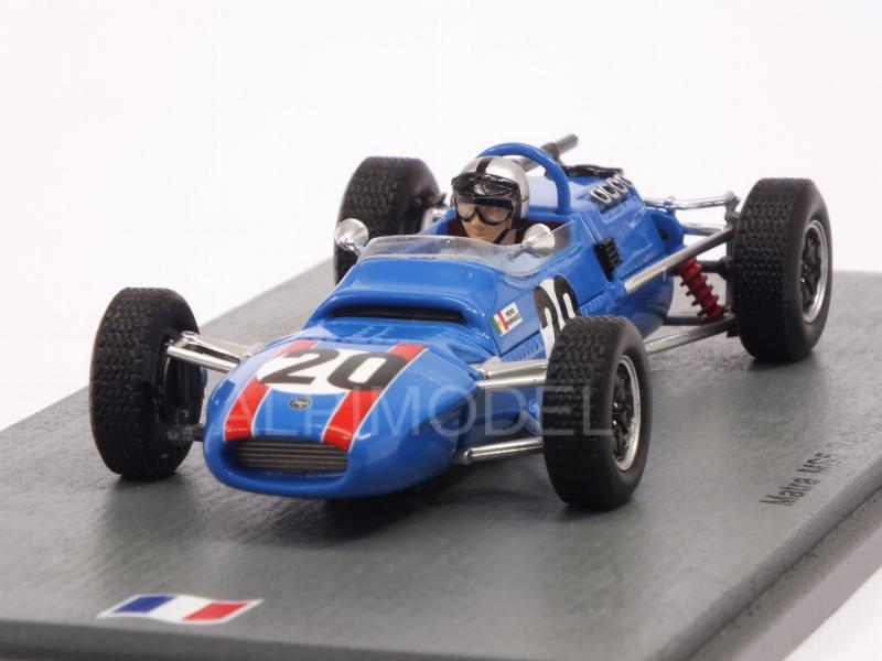 Matra MS5 #20 Reims F2 1966 Pedro Rodriguez by spark-model