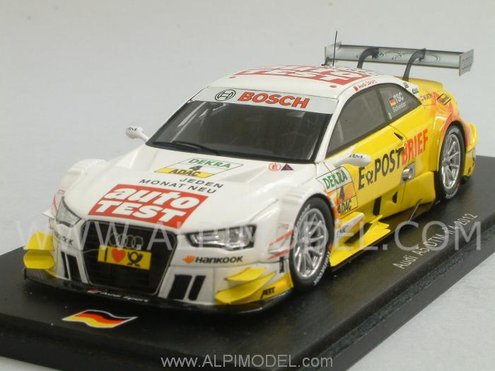 Audi A5 #4 DTM 2012  Timo Scheider by spark-model