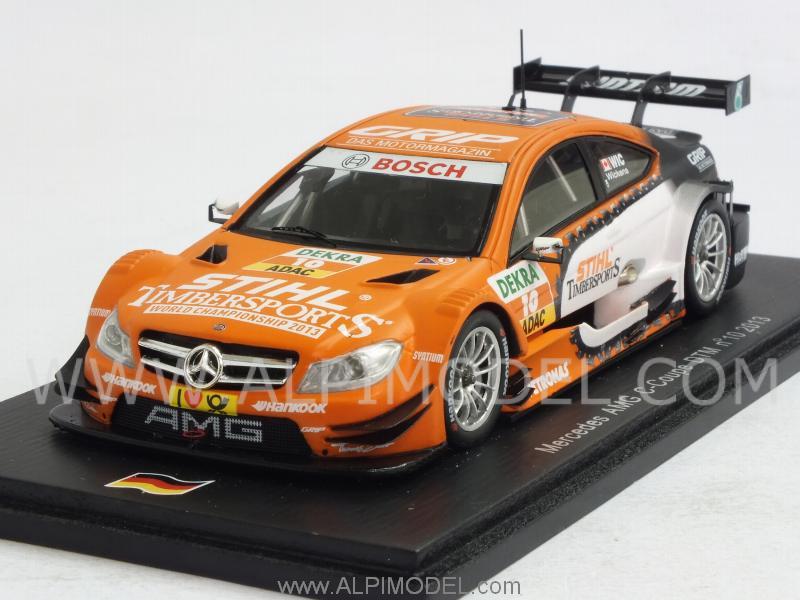 spark-model Mercedes AMG C Coupe #10 DTM 2013 Robert ...