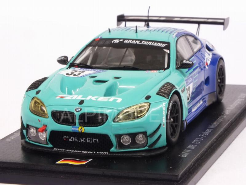 BMW M6 GT3 #33 Nurburgring 2018 Dumbreck - Imperatori - Dusseldorp - Kingmann by spark-model