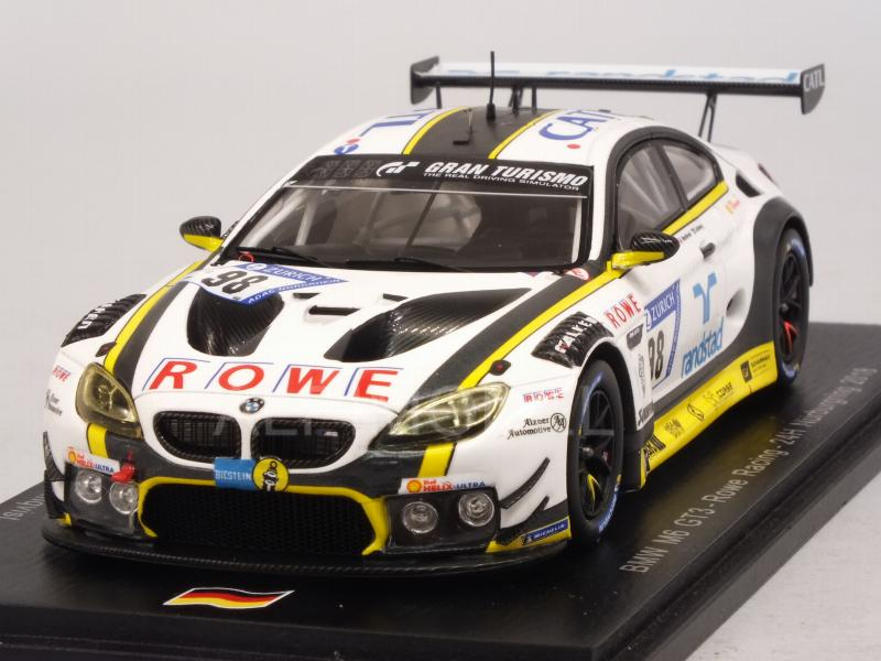 BMW M6 GT3 #98 Nurburgring 2018 Castburg - Westbrook - Edwards - Blomqvist by spark-model