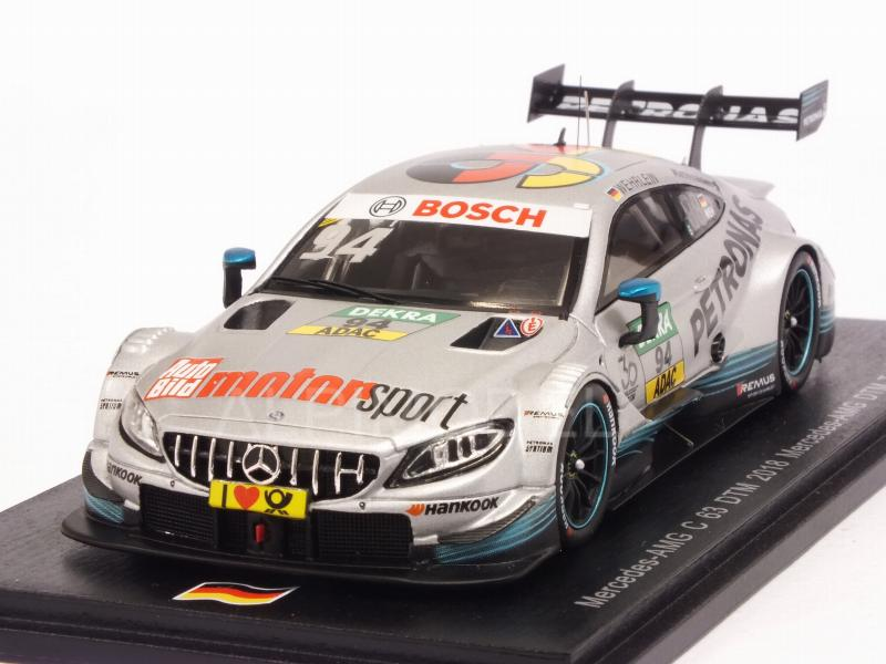 Mercedes C63 AMG #94 DTM 2018 Pascal Wehrlein by spark-model