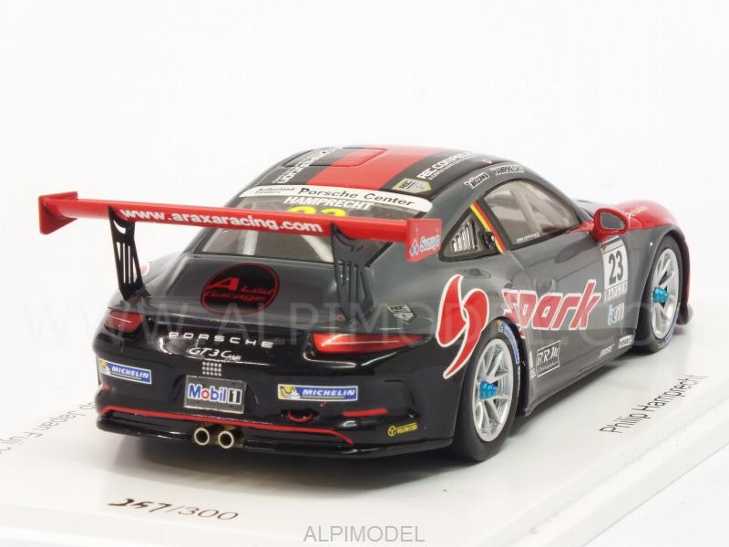 Porsche 911 GT3 Cup #23 Winner Carrera Cup Japan Fuji 2017 P.Hamprecht - spark-model