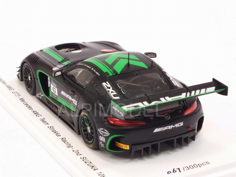 Mercedes AMG GT3 #43 Suzuka 2018 Williamson - Gotz - Parente - spark-model