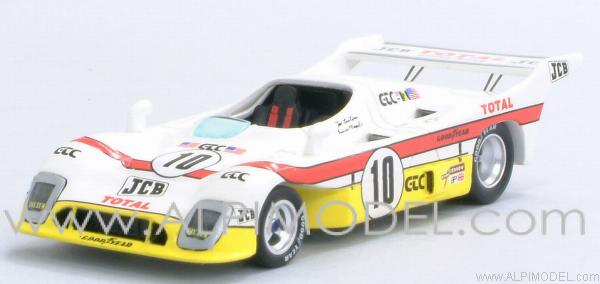 Mirage GR8 #10 2nd Le Mans 1976 Lafosse - Migault by spark-model