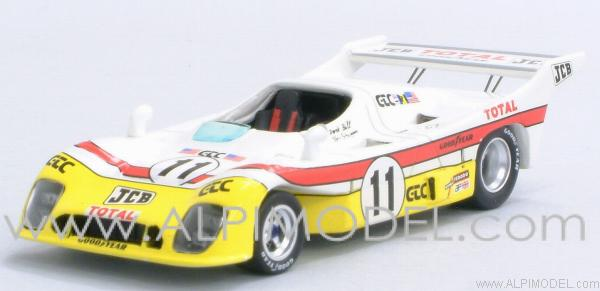 Mirage GR8 #11 5th Le Mans 1976 Bell - Schuppan by spark-model