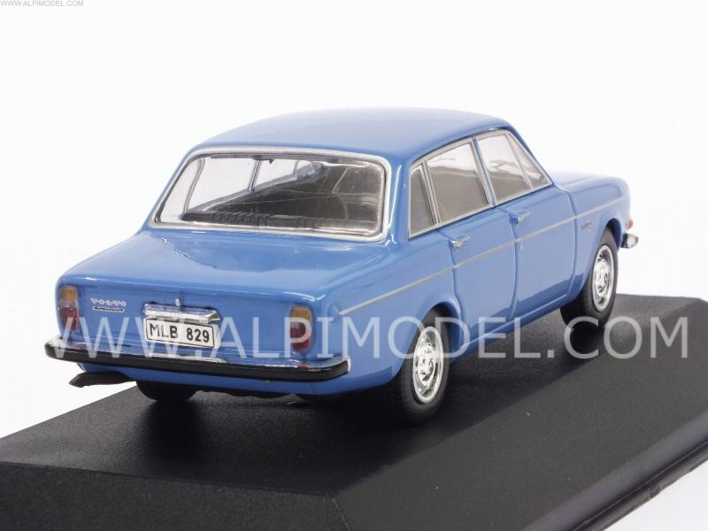 Volvo 144S 1967 (Blue) - triple-9-collection