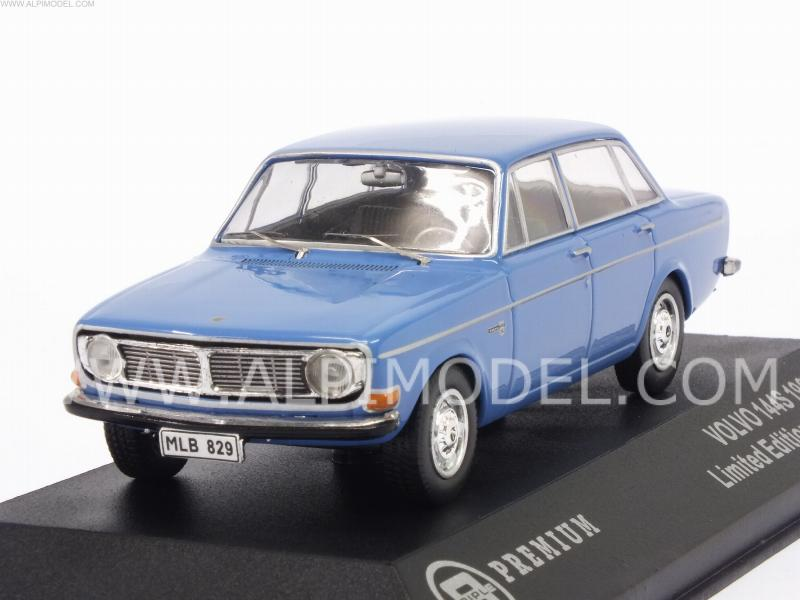 Volvo 144S 1967 (Blue) by triple-9-collection