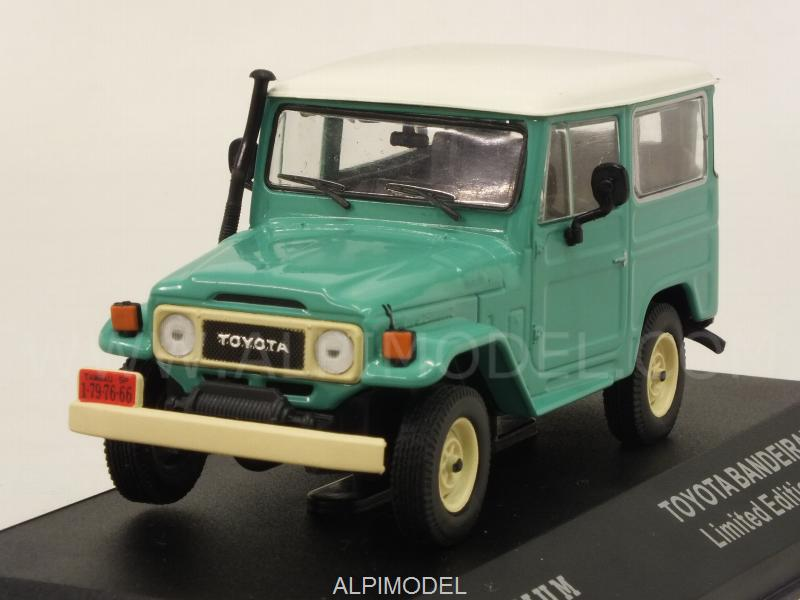 Toyota Bandeirante 1967 (Green) by triple-9-collection