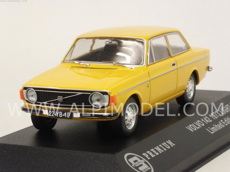 Volvo 142 1973 (Light Yellow) by triple-9-collection