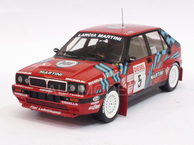 Lancia Delta HF Integrale 16V #5 Rally Sanremo 1989 by triple-9-collection