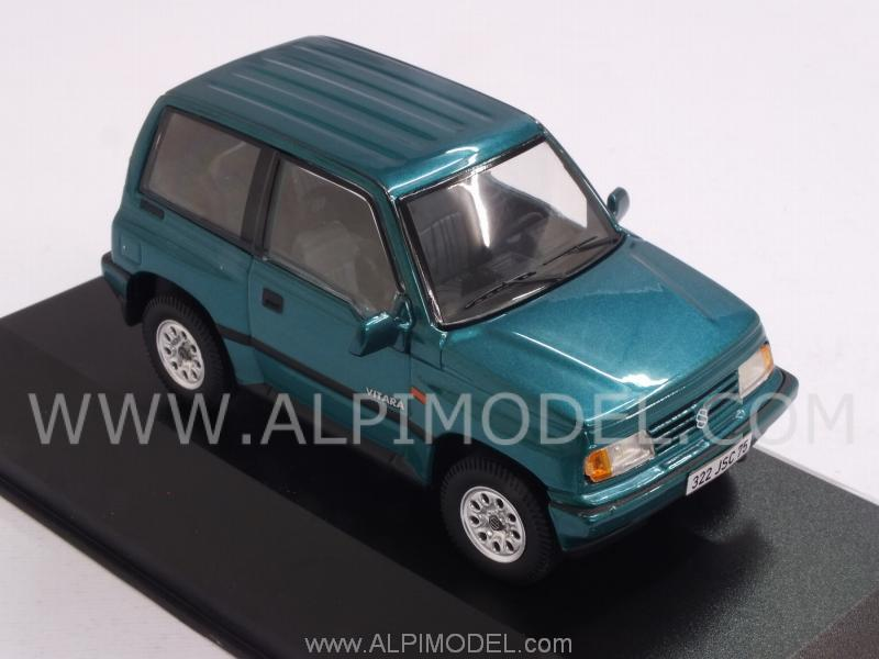 Suzuki Vitara 1992 (Metallic Green) - triple-9-collection