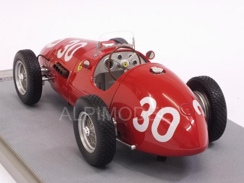Ferrari 500 F2 #30 Winner GP Switzerland 1952 Piero Taruffi - tecnomodel