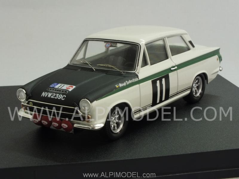 Ford Cortina Mk1 Winner RAC Rally 1966 Soderstrom