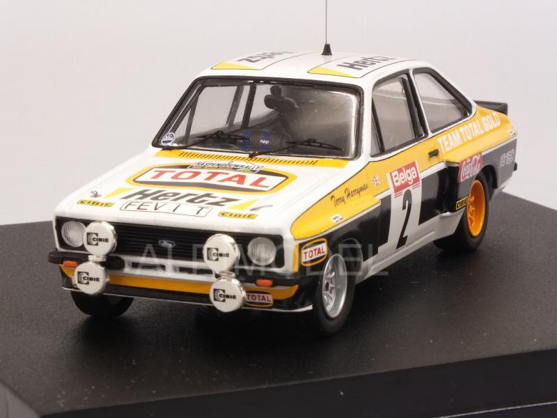 Ford Escort Mk2 RS1800 Tarmac #2 Winner Rally Haspengouw 1980 Wilson - Harrym by trofeu