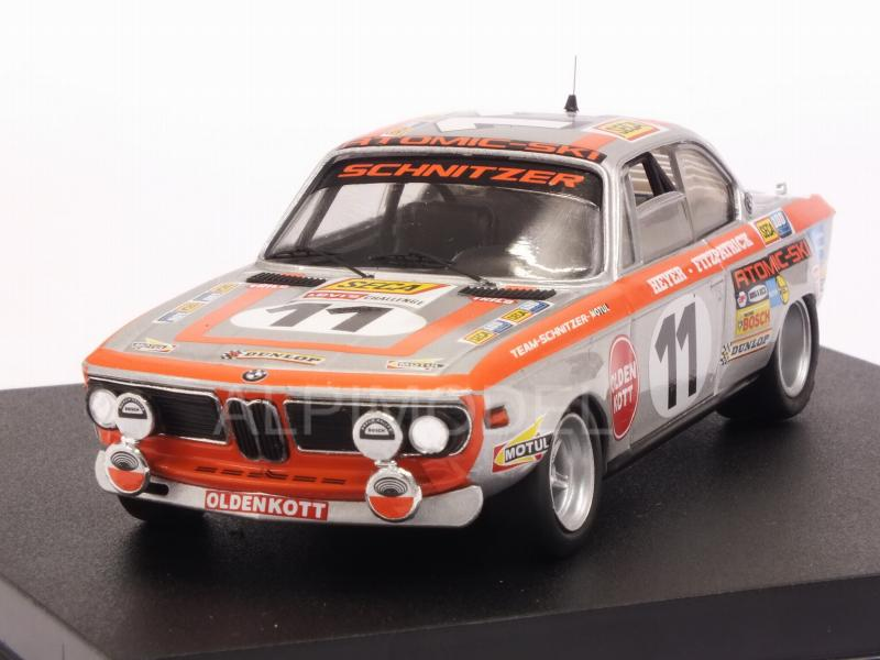 BMW 2800 CS #11 Spa 1972 Fitzpatrick - Heyer by trofeu