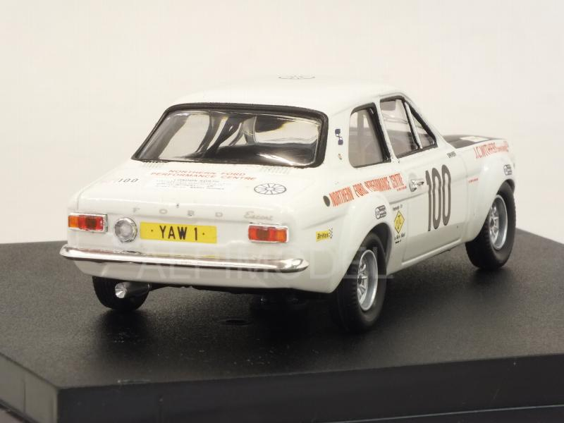 Ford Escort Mk1 #100 Rally Manx 1971 Cal Withers - trofeu