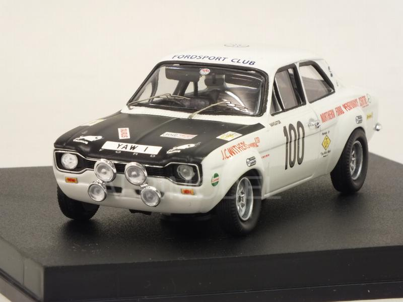 Ford Escort Mk1 #100 Rally Manx 1971 Cal Withers by trofeu