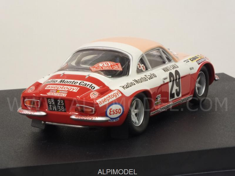 Crellin 1:43 Model Alpine A110 #29 47th Monte Carlo 1973 Pat Moss Carlsson E