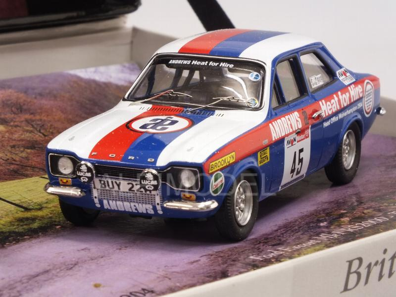Ford Escort Mk1 RS2000 #45 Tour of Britain 1974 Russell Brooks  (Gift Box) by trofeu