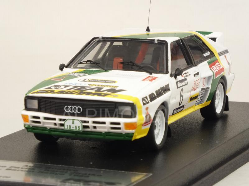 Audi Quattro #6 Winner Barum Rally 1986 Pavlik - Jiratko by trofeu