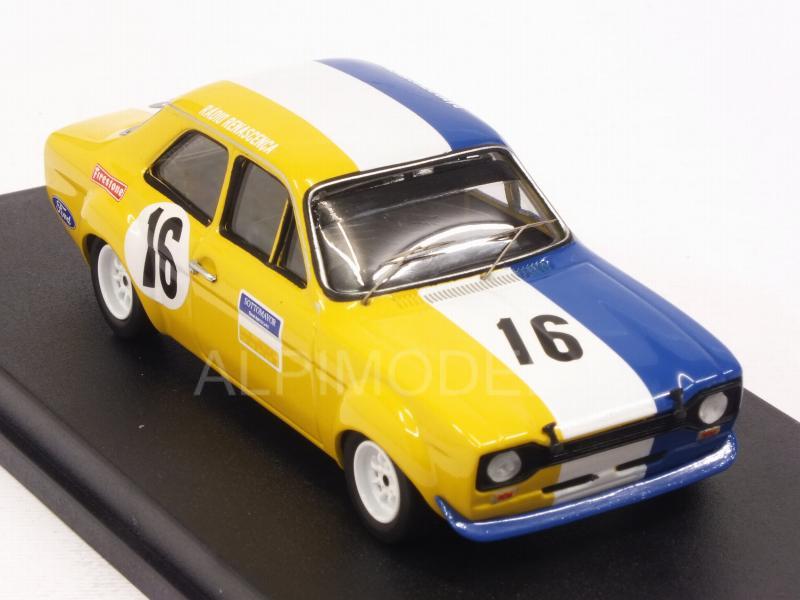Ford Escort RS Mk I  Domingos Sa Nogueira GP Vila Real 1972  1:43 Trofeu RRac 16