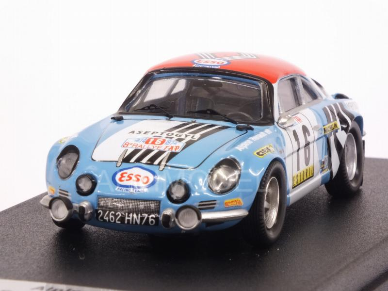 Alpine A110 Renault #16 TAP Rally 1974 Neyret - Vanoni by trofeu