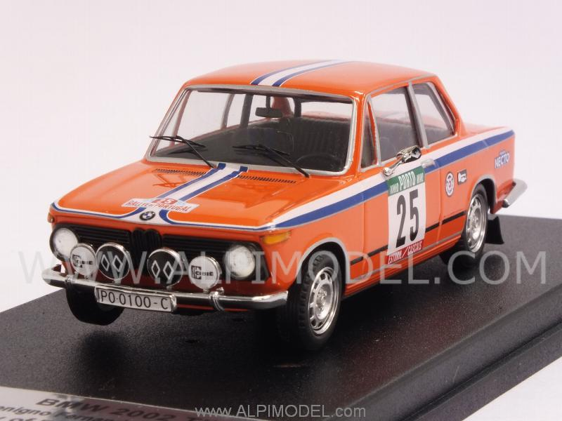 BMW 2002 Ti #25 Rally Portugal 1975 Ferrnandez - Doural by trofeu