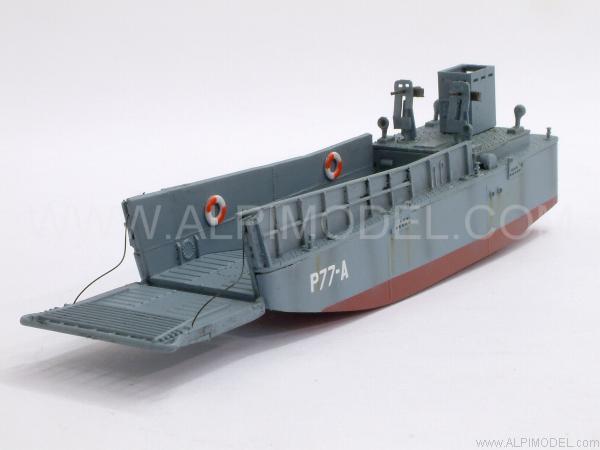 Trumpeter 9360102 US Landungsboot LCM-3 USN 1:144 Schiff Modellbausatz