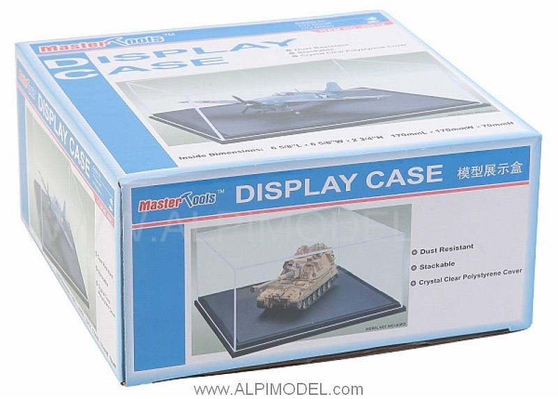 Display case/Vetrinetta 170x170xH70 mm by trumpeter