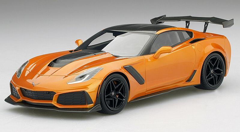 Chevrolet Corvette C7 Zr-1 High Voltage Top Speed by true-scale-miniatures