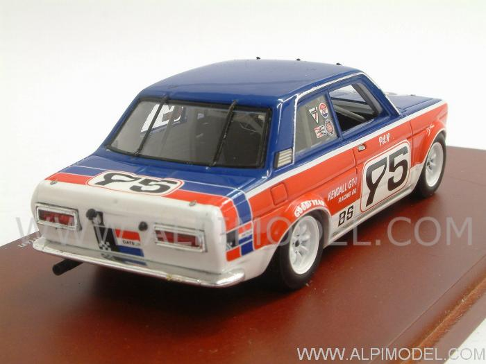 Datsun 510 #75 1974 Paul Newman - true-scale-miniatures