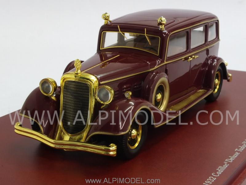 Cadillac De Luxe Tudor Limousine 8C 'The Last Emperor of China' 1932 by true-scale-miniatures