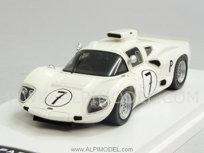 Chaparral 2D #7Winner 1000 Km Nurburgring 1966 Hill - Bonnier by true-scale-miniatures