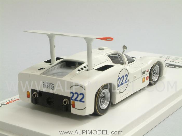 Chaparral 2F #222 Targa Florio 1967 Phil Hill - Sharp - true-scale-miniatures