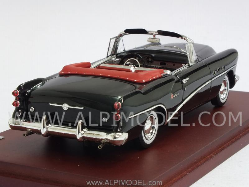 Buick Century 2-Door Convertible 1964 (Black) - true-scale-miniatures