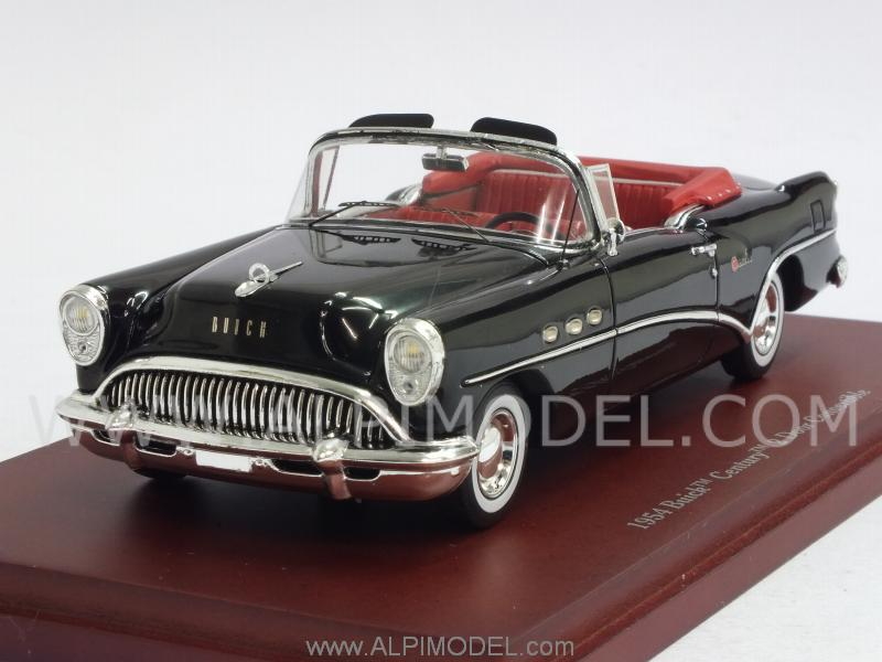 Buick Century 2-Door Convertible 1964 (Black) by true-scale-miniatures