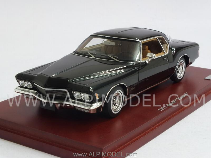 Buick Riviera 1971 (Black) by true-scale-miniatures