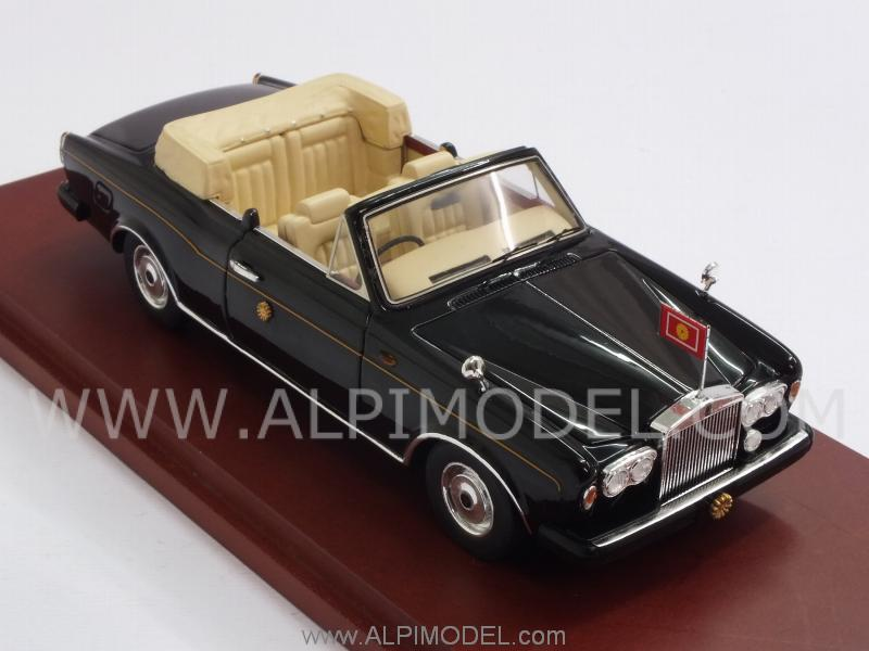 Rolls Royce Corniche III Convertible Japanese Imperial 1993 - true-scale-miniatures