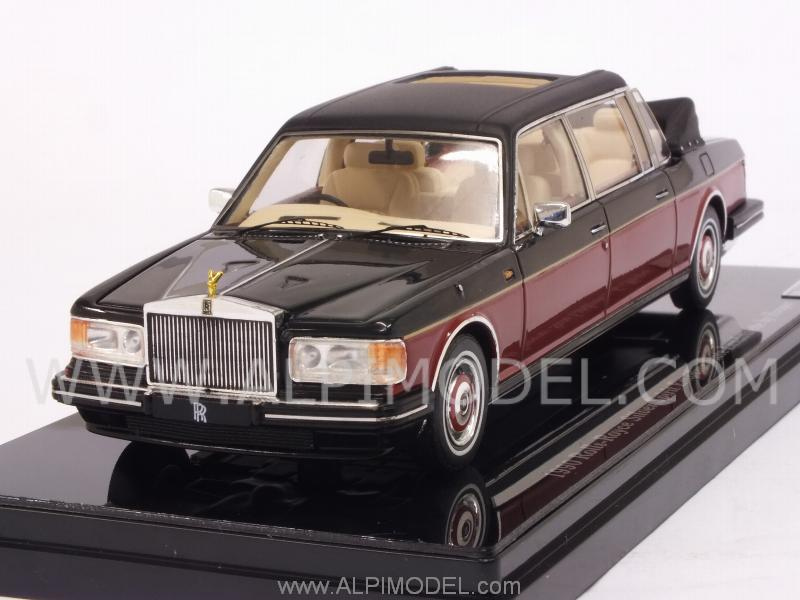 Rolls Royce 1990 Silver Spirit Emperor State Landaulette by Hopper by true-scale-miniatures