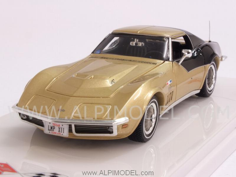 Chevrolet Corvette 1969 Astrovette Apollo XII by true-scale-miniatures
