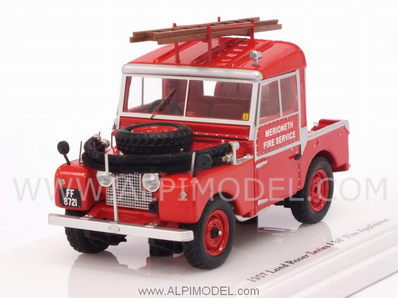Land Rover Serie I 88 Fire Appliance by true-scale-miniatures