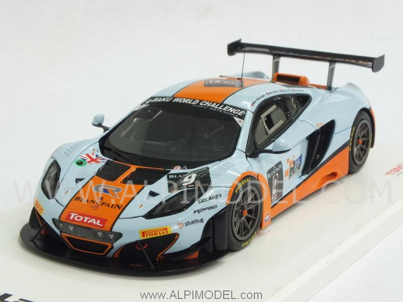 McLaren MP4/12C GT3 #9 Gulf 24h Spa 2013 Wainewright - Mayrick - Hall by true-scale-miniatures