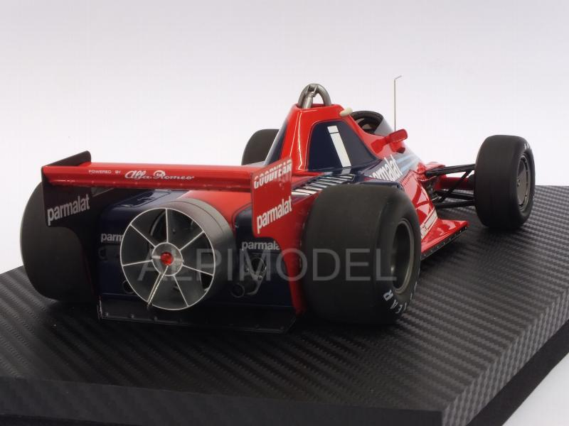 Brabham Alfa Romeo BT46 Fancar #1 Winner GP Sweden 1978 Niki Lauda - true-scale-miniatures