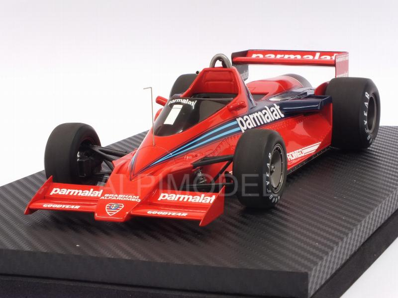 Brabham Alfa Romeo BT46 Fancar #1 Winner GP Sweden 1978 Niki Lauda by true-scale-miniatures