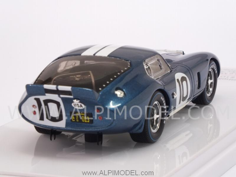 Shelby Daytona Coupe CSX2287 #10 Le Mans 1965 Johnson - Payne - true-scale-miniatures