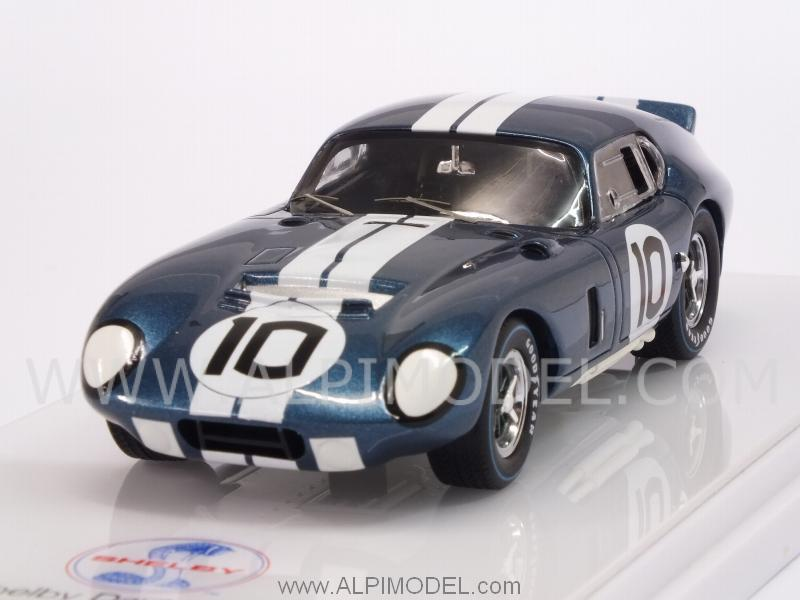 Shelby Daytona Coupe CSX2287 #10 Le Mans 1965 Johnson - Payne by true-scale-miniatures
