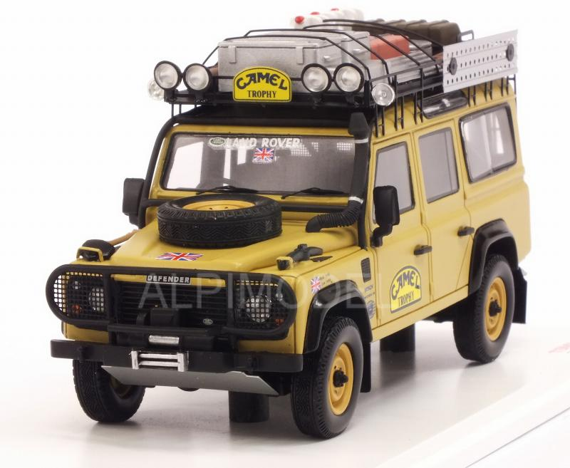 Land Rover Defender Winner Camel Trophy 1989 B. Ives  J. Ives by true-scale-miniatures