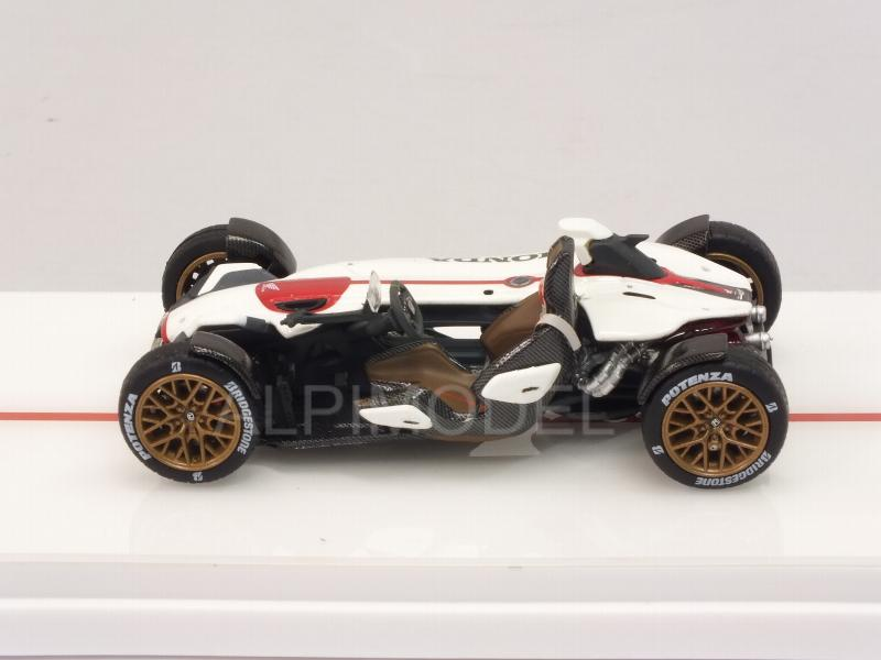 Honda Project 2&4 Powered by RC213V 2015 - true-scale-miniatures