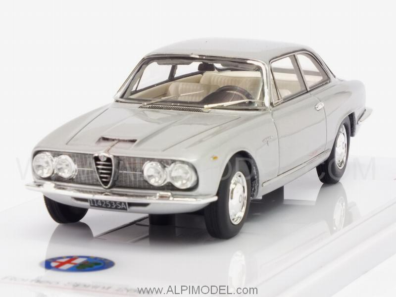 Alfa Romeo 2600 Sprint 1962 (Silver) by true-scale-miniatures